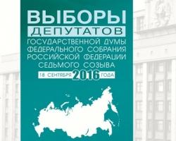 Выборы депутатов Государственной Думы Федерального Собрания Российской Федерации седьмого созыва 18 сентября 2016 года. Электоральная статистика